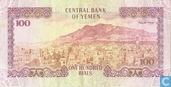 Banknotes - Central Bank of Yemen - Yemen 100 Rials