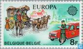 Postage Stamps - Belgium [BEL] - Europe – Postal History