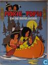 Strips - Mokie en Popie - Mokie en Popie en de berejager