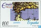 Postage Stamps - Spain [ESP] - Stamp Exhibition ESPAMER
