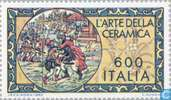 Postage Stamps - Italy [ITA] - Technology