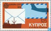Postzegels - Cyprus [CYP] - Europa – Postgeschiedenis