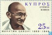 100e geboortedag Mahatma Gandhi