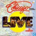 Disques vinyl et CD - Chicago - Chicago Transit Authority Live In Concert