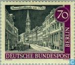 Timbres-poste - Berlin - Vieux Berlin