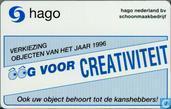 Hago oog voor creativiteit,1996