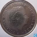 Monnaies - Pays-Bas - Pays Bas 2½ gulden 1972