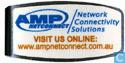 Markclips  - AMP Netwerkconnect - AMP Netwerkconnect