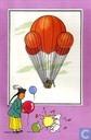 "Comics - Kuifjesbon producten - Chromo's ""Luchtschepen"" 11"