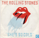 Disques vinyl et CD - Rolling Stones, The - She's so cold