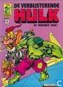 Strips - Hulk - De verloren stad!