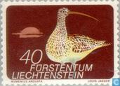 Timbres-poste - Liechtenstein - Animaux
