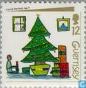 Briefmarken - Guernsey - Children's