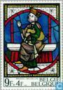 Postage Stamps - Belgium [BEL] - Stained glass