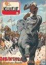 Comic Books - Kuifje (magazine) - rabinthra de lancier van bengalen