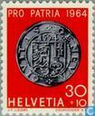 Postage Stamps - Switzerland [CHE] - Coins