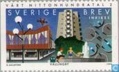 Timbres-poste - Suède [SWE] - Millénaire