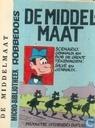 Bandes dessinées - Middelmaat, De - De middelmaat