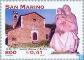 Briefmarken - San Marino - Religiöse Kunst