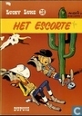Comic Books - Lucky Luke - Het escorte
