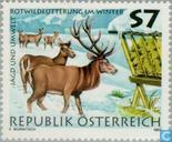 Postage Stamps - Austria [AUT] - Hunting and Environment