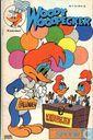 Bandes dessinées - Woody Woodpecker - bij het spoor