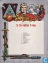 Bandes dessinées - Chevalier Rouge, Le [Vandersteen] - Le péril de bronze