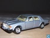 Modelauto's  - Matchbox - Rolls-Royce Silver Spirit Saloon