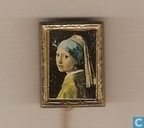 Jan Vermeer 1632-1675 Vrouwenkopje