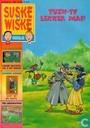 Comics - Suske en Wiske weekblad (Illustrierte) - 1998 nummer  38