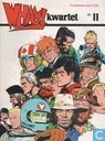 Comic Books - Wham! [NLD] (magazine) (Dutch) - Wham! kwartet 11