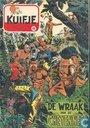 Strips - Kuifje (tijdschrift) - De wraak van de Cheyennes