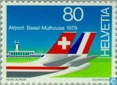 Postage Stamps - Switzerland [CHE] - Airport Basel-Mulhouse