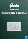 Comic Books - Franka - Het monster van de Moerplaat