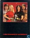 Comic Books - Abba - Abba - Het succesverhaal van Agnetha, Björn, Benny en Annifrid verteld door henzelf!