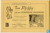 Strips - Bommel en Tom Poes - Tom Pfiffig und das Schottische Ungeheuer