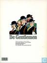 Bandes dessinées - Gentlemen, Les - De gouden driehoek