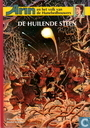 Comic Books - Arin and the People of the Megalithic Tomb Builders - De huilende steen