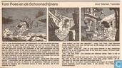 Strips - Bommel en Tom Poes - Tom Poes en de Schoonschijners