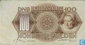 100 guilder Netherlands 1947