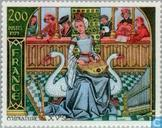 Postage Stamps - France [FRA] - Miniature