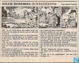 Comic Books - Bumble and Tom Puss - Heer Bommel en de Hachelbouten