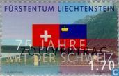 union douanière avec la Suisse 75 années