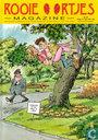 Bandes dessinées - Rooie oortjes magazine - 1e reeks (tijdschrift) - Rooie oortjes magazine 27