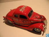 Model cars - Johnny Lightning - Ford Coupe 'Coca-Cola'