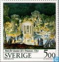 Postage Stamps - Sweden [SWE] - France cultural exchange