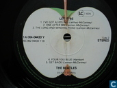 Schallplatten und CD's - Beatles, The - Let It Be