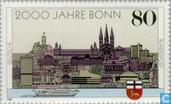 Postage Stamps - Germany, Federal Republic [DEU] - Bonn 11BC-1989