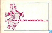 Comic Books - Bumble and Tom Puss - Tom Poes en de wonderdokter