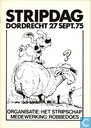 Comic Books - Stripdag(en), De - Stripdag Dordrecht 27 sept. 75
